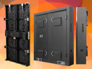 carcasa o cabinet de las pantallas de led de exterior