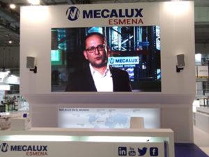 pantalla led interior p3 mecalux